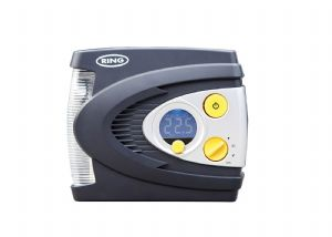 Preset Digital Tyre Inflator with LED Light